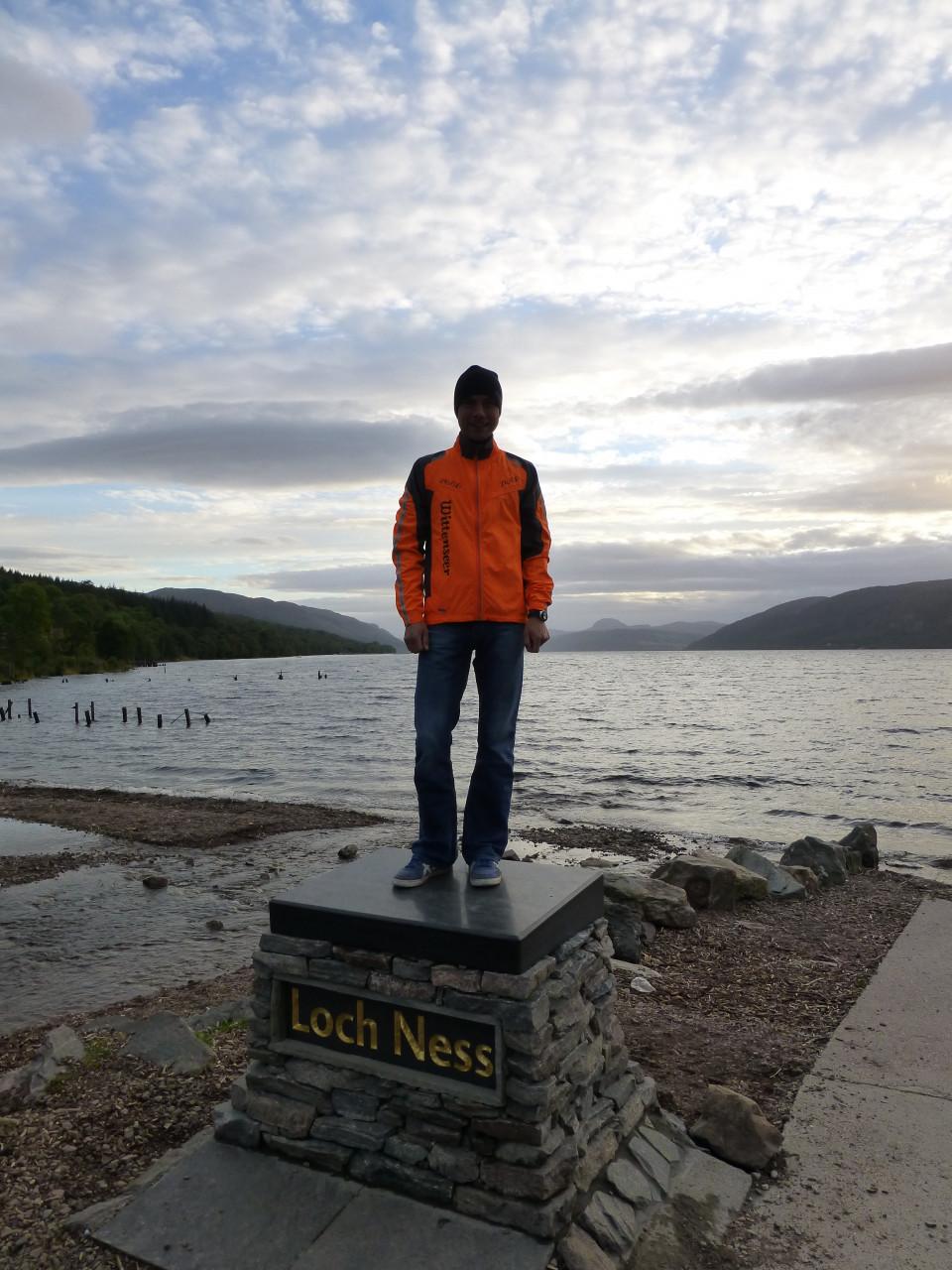 Nachlese und Fotos zum Loch-Ness-Marathon
