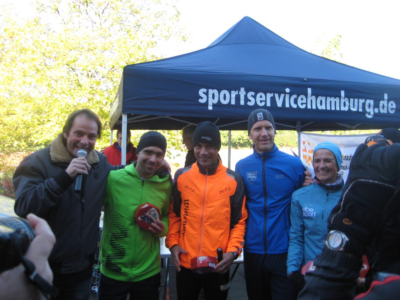 16.10.2011 Bramfelder Halbmarathon