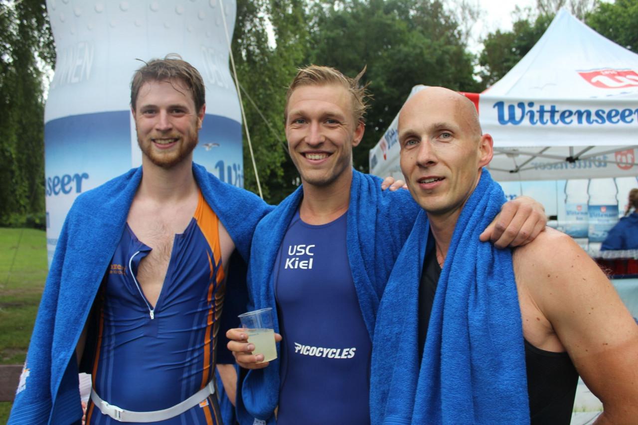 Midsummer Triathlon, 29.06.2017