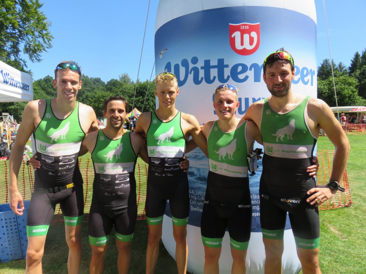 9. SCI Triathlon Itzehoe, 11.07.2017